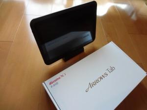Fujitsu Arrows Tablet LTE(F-01D)
